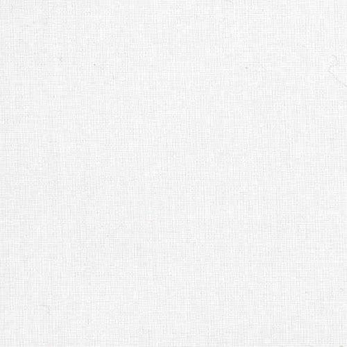 Cotton Blend Broadcloth White