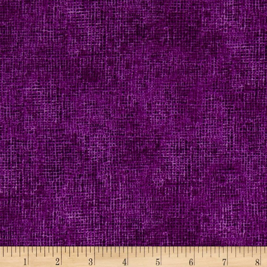 Days of Autumn Burlap Blender Purple