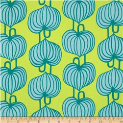 Amy Butler Lark Home Decor Sateen Chinese Lanterns Citrus