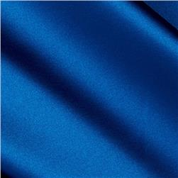 Stretch Satin Royal