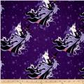 Disney Villains Maleficent Amethyst