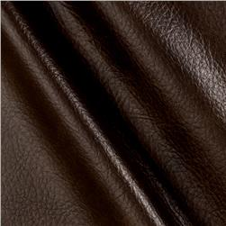 Richloom Tough Faux Leather Longville Chocolate