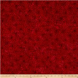 Wilmington Batiks Mosaic Red