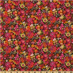 Liberty Of London Tana Lawn Manuela Pink/Orange