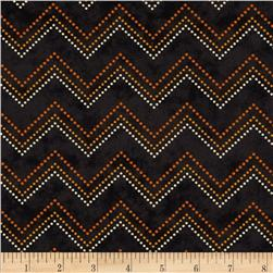 In Cahoots Chevron Black