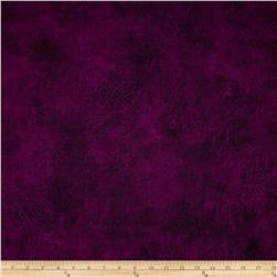 Jinny Beyer Palette Etched Leaf Plum
