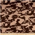 Ponte de Roma Abstract Camo Khaki