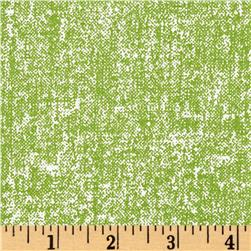 Moda Simply Style Tweed Lime Green