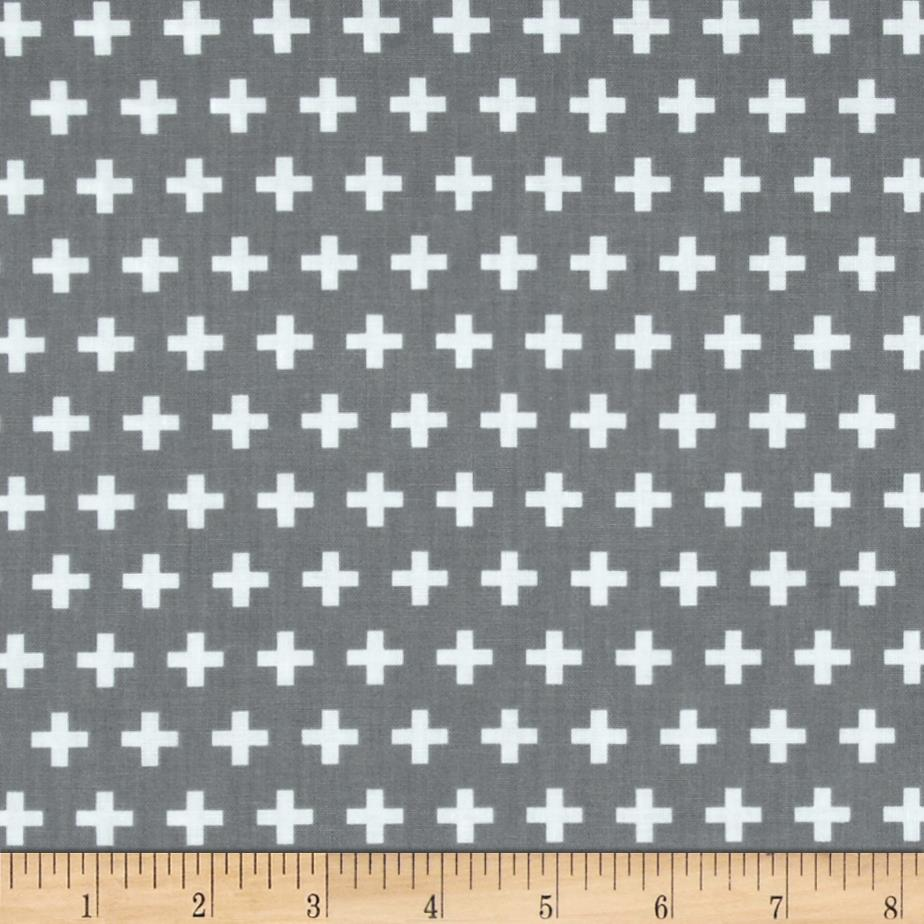 Remix Crosses Grey