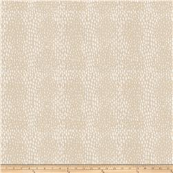 Fabricut Coffee Bean Faux Silk Ivory