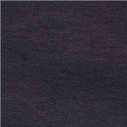 Rayon Spandex Jersey Knit Hot Charcoal