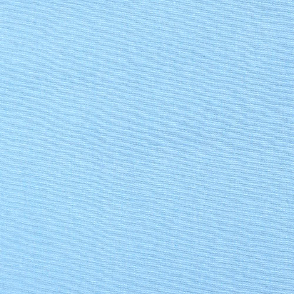 Stretch Poplin Boy Blue