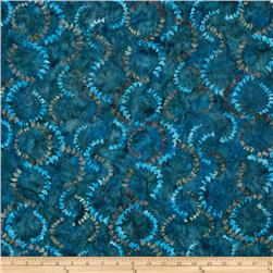Timeless Treasures Tonga Batik Currents Baltic