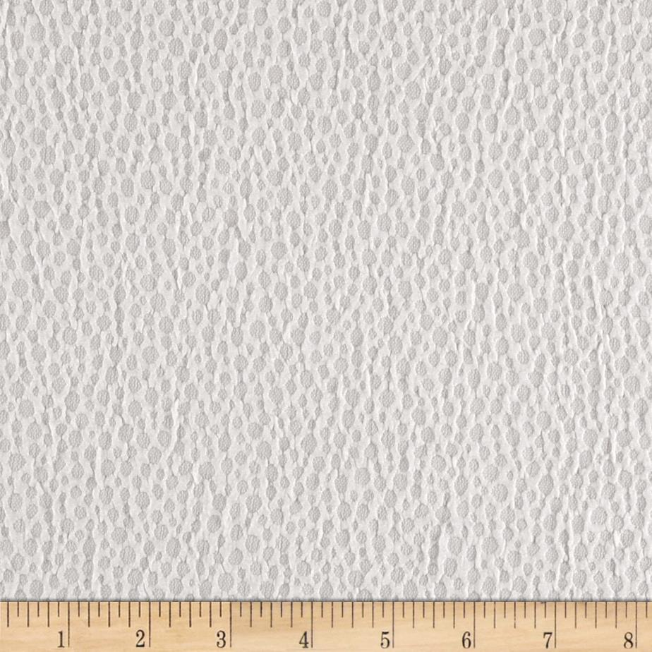 Pebble Jacquard Crepe Light Silver Tan