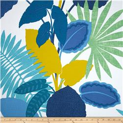 P Kaufmann Indoor/Outdoor Costa Rica Island Blue