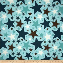 Riley Blake Home Decor All Star Blue