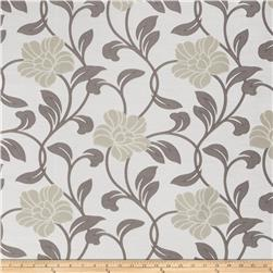 Fabricut Amarone Floral Faux Silk Willow