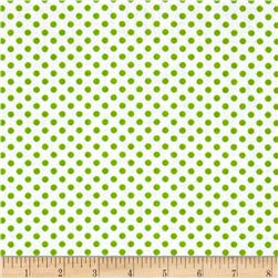 Spot On II Mini Dots White/Green