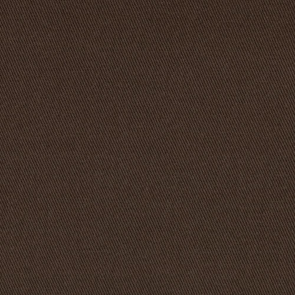 Kaufman Montauk Twill Chocolate