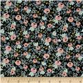 Cotton + Steel Rifle Paper Co. Menagerie Rosa Hunter
