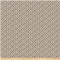 Vern Yip 03359 Jacquard Greek Key Pewter