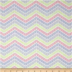 Moda True Luck Chevron Coral