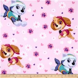 Paw Patrol Pup Power Fleece Light Pink