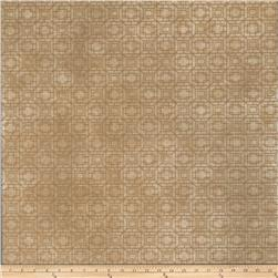 Fabricut Favor Wallpaper Gold (Double Roll)