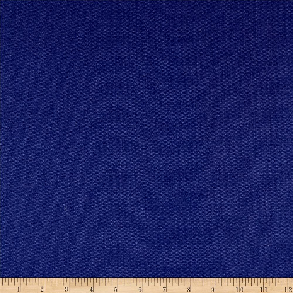 Moda Blue Plate Toweling Solid Blue
