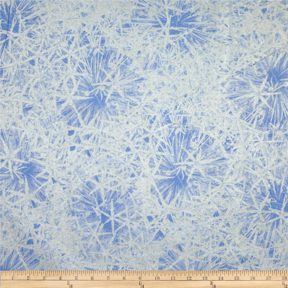 Kanvas Frost Starburst Blue