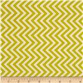Moda Wrens & Friends Chevron Leaf