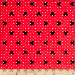 Disney Mickey Mouse & Friends Mickey Polka Dots Ruby