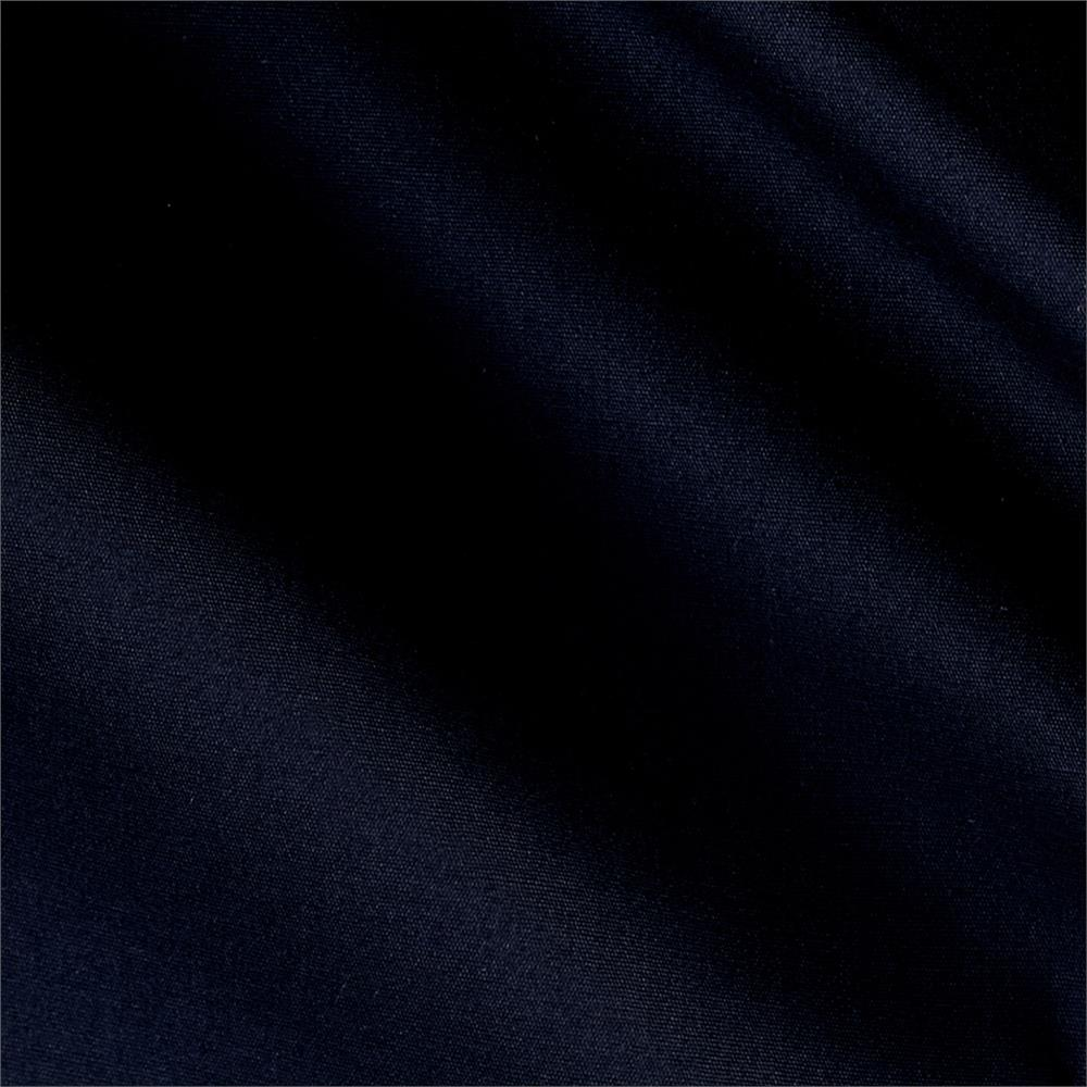 Telio Morocco Blues Stretch Poplin Solid Navy