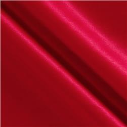 Kaufman Radiance Cotton/Silk Satin Scarlet