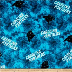 NFL Fleece Carolina Panthers Blue