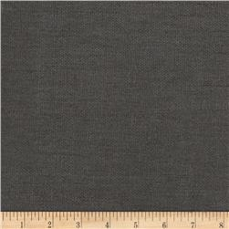 "120"" Faux Silk Dupioni Steel Grey"