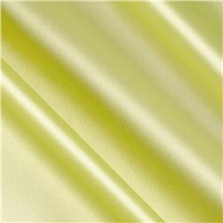 Barcelona Spandex Stretch Satin Maize