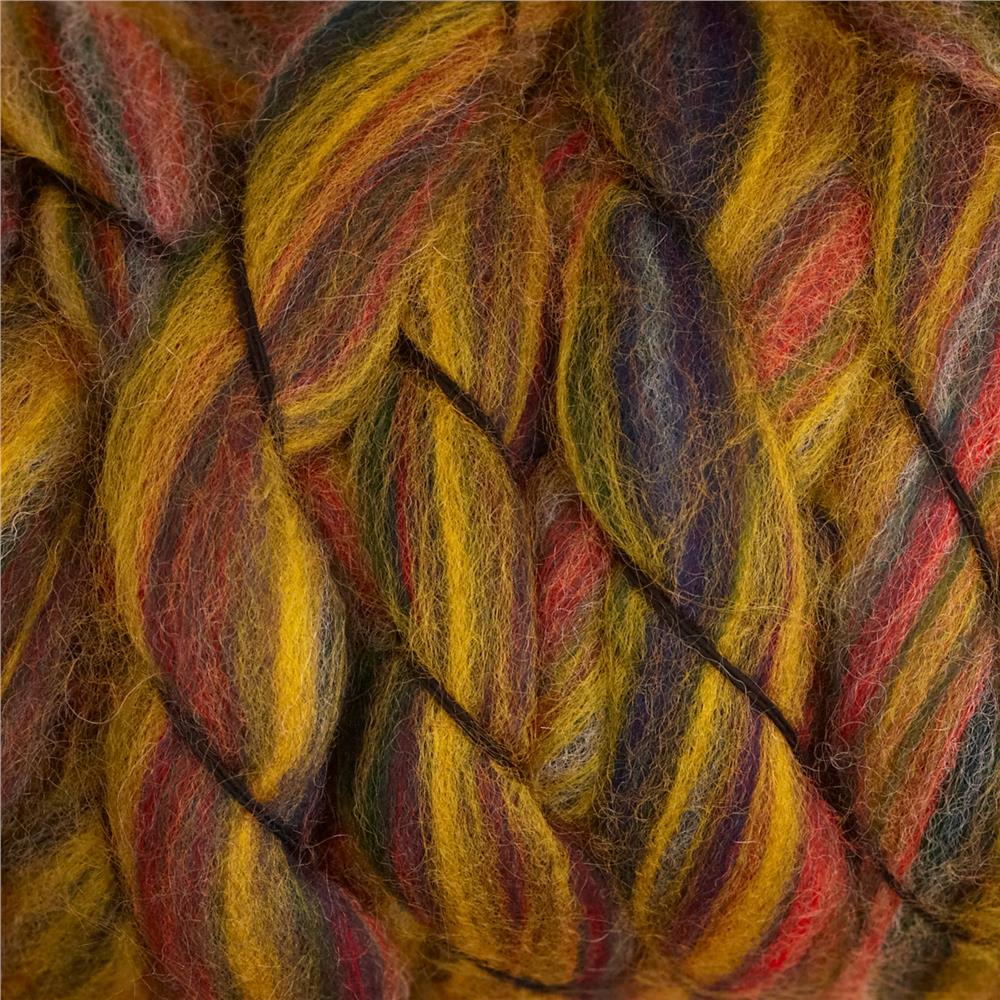 Lion Brand Yarn Quickie Spicy