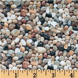 Sea Quilts Landscape Medley Pebbles Multi