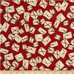 Letters From The Heart Envelopes Cranberry