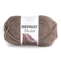 Bernat Blanket Big Ball Yarn (10029) Taupe
