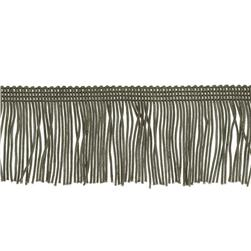 Expo 2'' Chainette Fringe Pewter