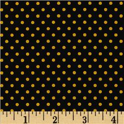 Spotlight Dots Golden Yellow/Black