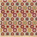 Fabricut Westdale Chenille Blossom
