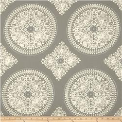 Ty Pennington Home Décor Sateen Fall 11 Medallion Green