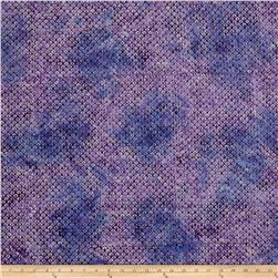Island Batik Scales Purple