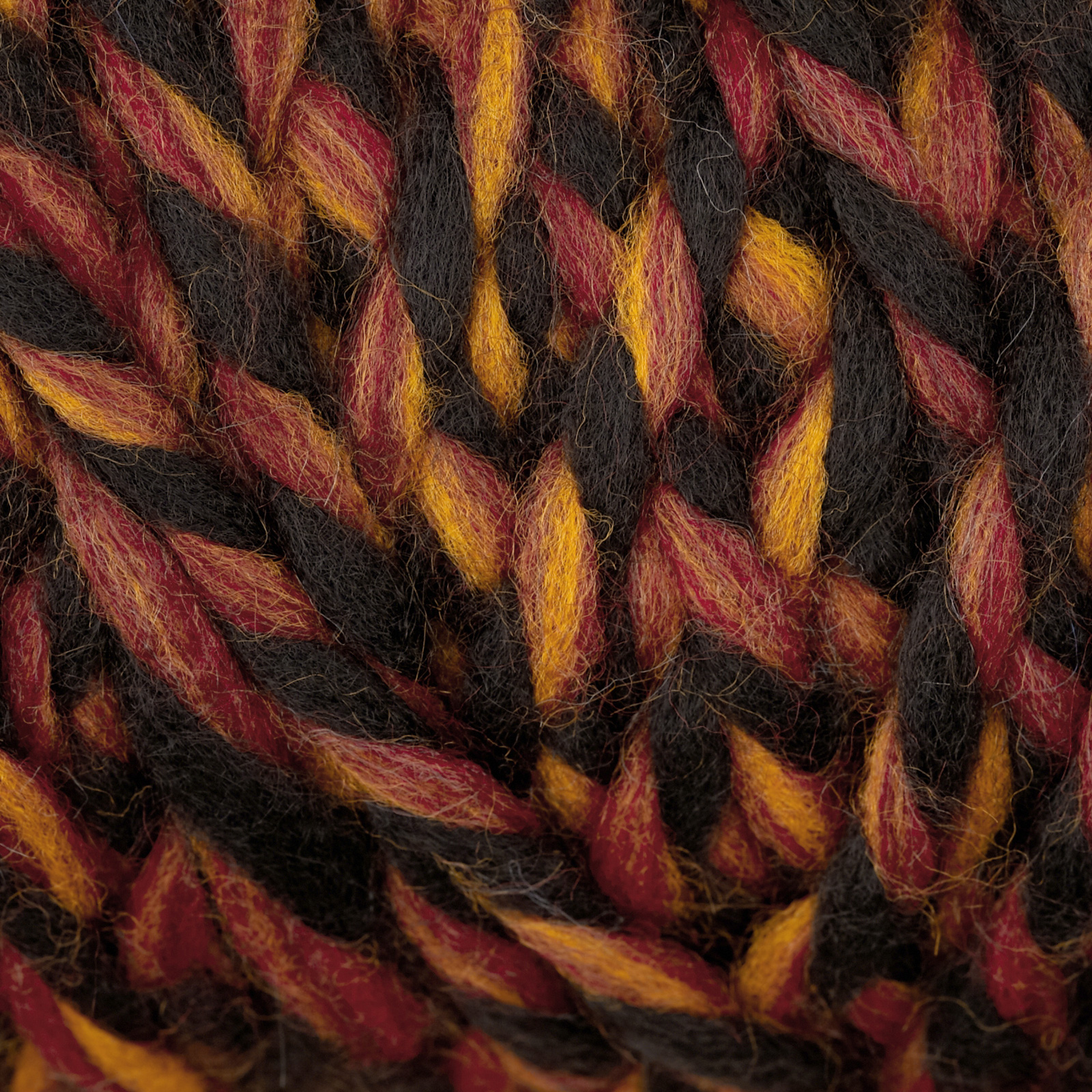Lion Brand Country Yarn Campfire by Lion in USA