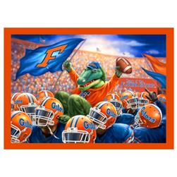 Collegiate Fleece University of Florida Panel