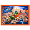 Collegiate Fleece Panel University of Florida Blue