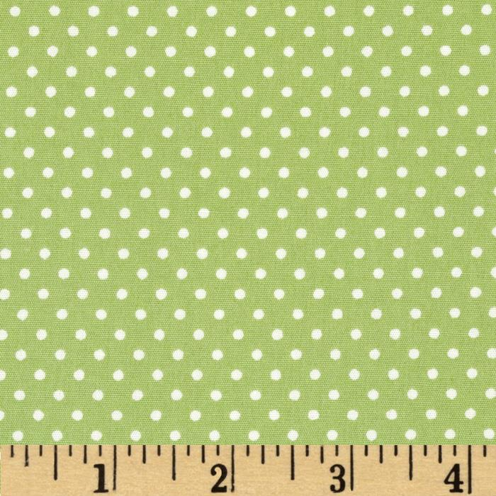 Pimatex Basics Dots Green